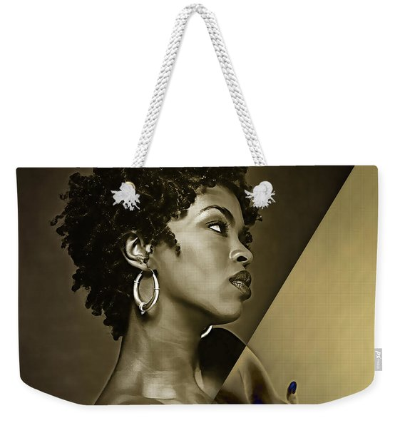 Lauryn Hill Collection Weekender Tote Bag