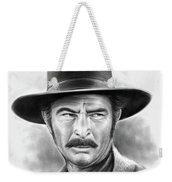 Lee Van Cleef Weekender Tote Bag