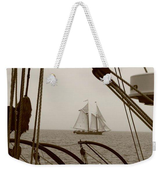 Lewis R French Weekender Tote Bag