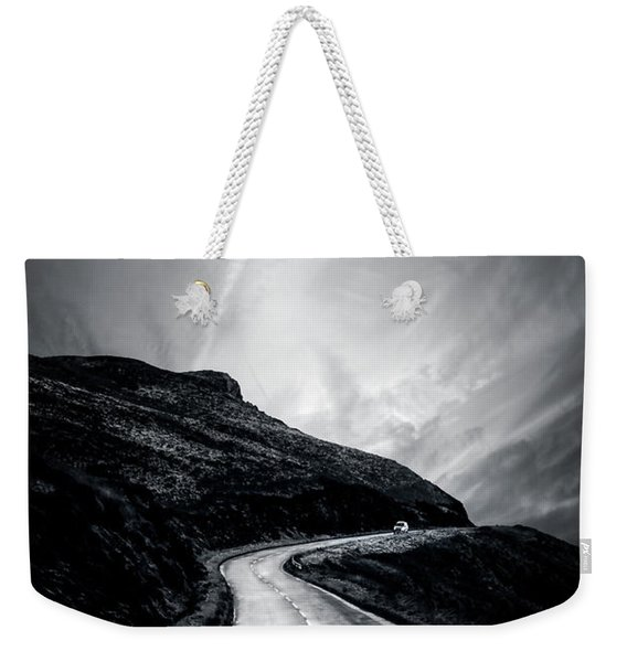 Light My Way Weekender Tote Bag