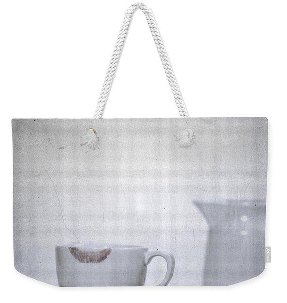 Lip Marks Weekender Tote Bag