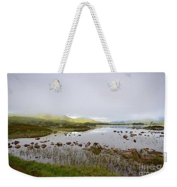 Loch Nah Achlaise Weekender Tote Bag