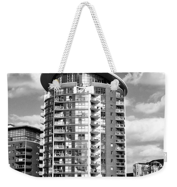 Structures In London 3.0 Weekender Tote Bag