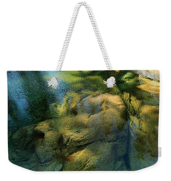 Magic Light  Weekender Tote Bag
