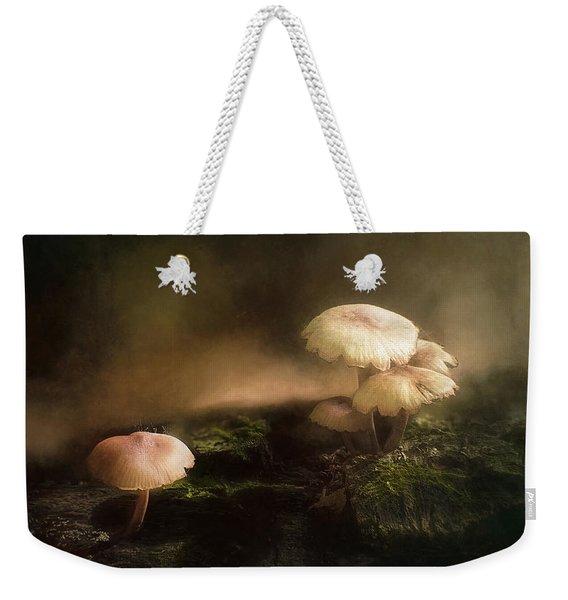 Magic Mushrooms Weekender Tote Bag