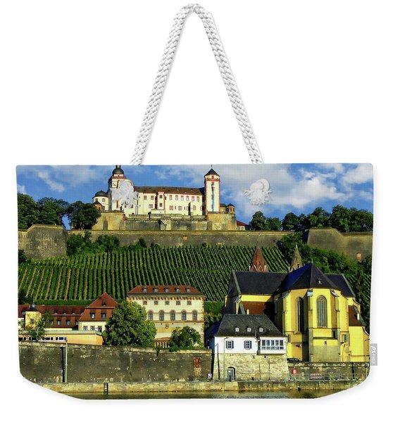 Marienberg Fortress Weekender Tote Bag