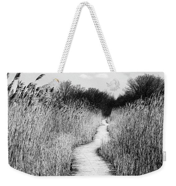 Marsh Loop Plum Island    Weekender Tote Bag