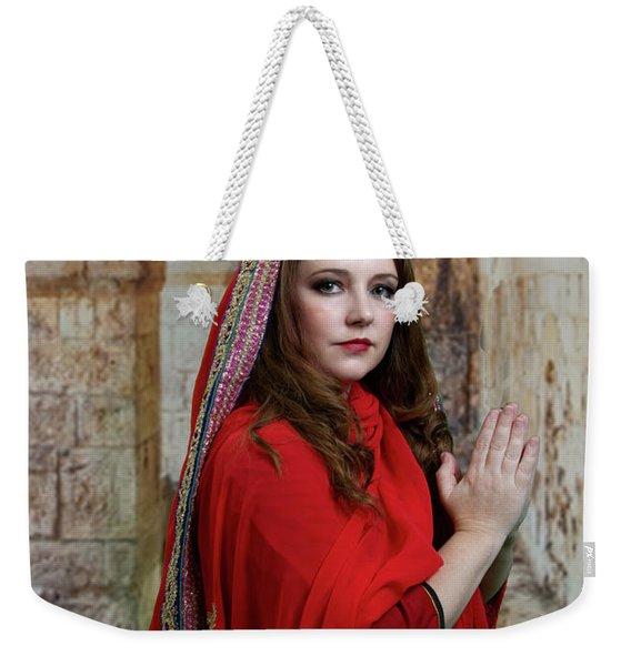 Mary Magdalene Weekender Tote Bag