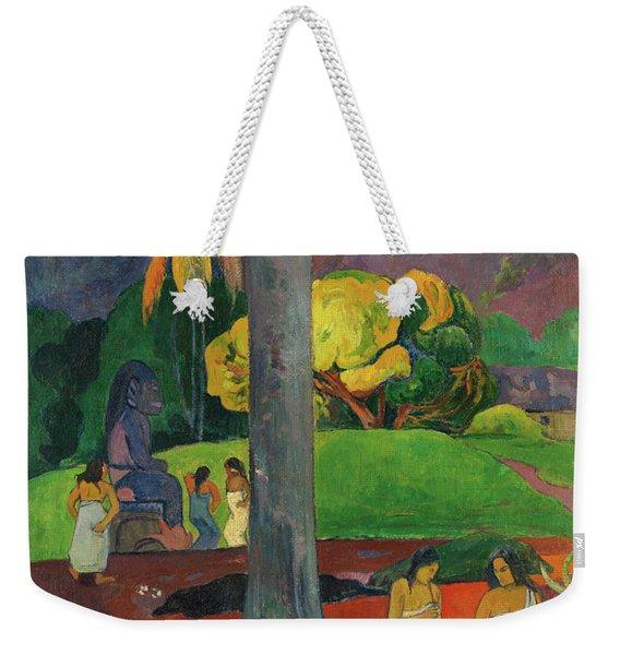 Mata Mua  Weekender Tote Bag