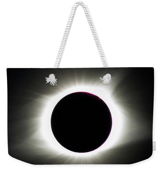Maximum Totality Weekender Tote Bag