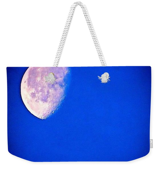May Your Tuesday Be As #bright And Weekender Tote Bag