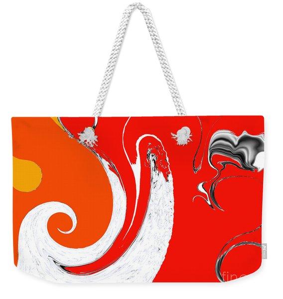 Liquid Wonders Weekender Tote Bag