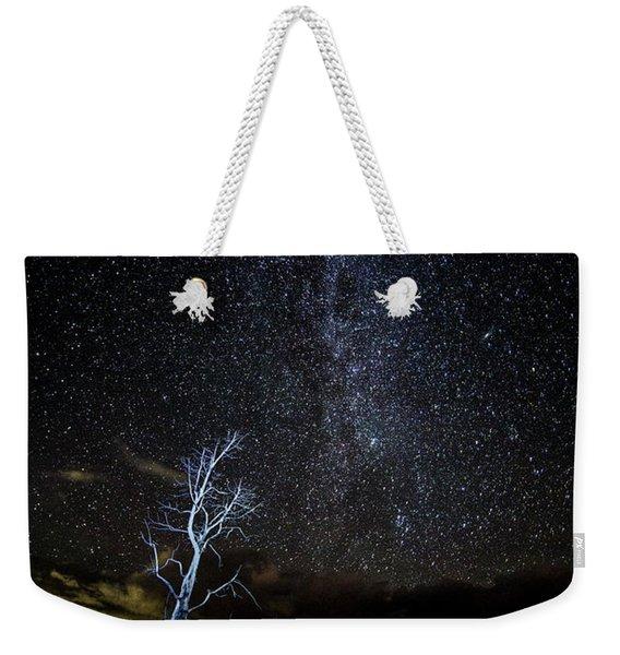 Mes Verde Stars Weekender Tote Bag