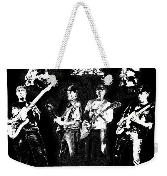 Mike Of Bralorne  Weekender Tote Bag