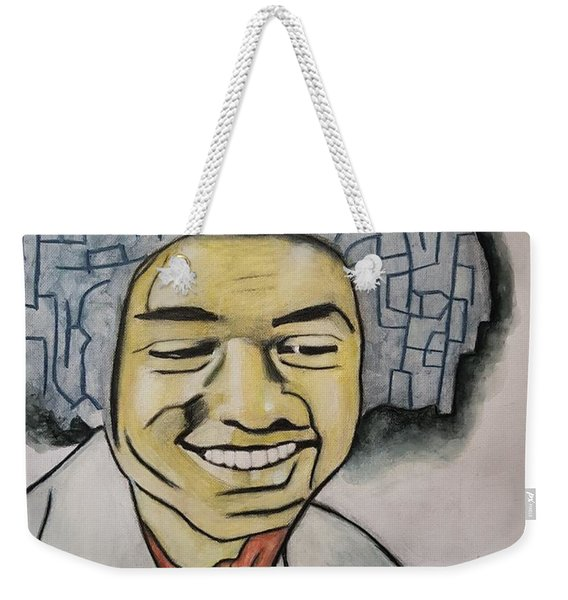 MJ Weekender Tote Bag