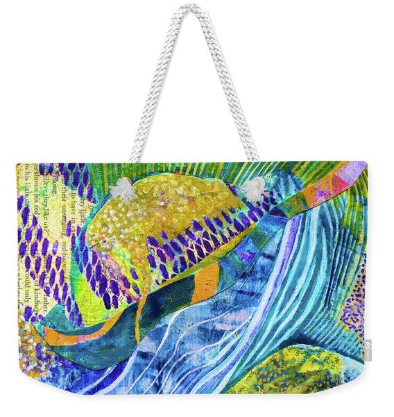 Mollusk Mondays Weekender Tote Bag