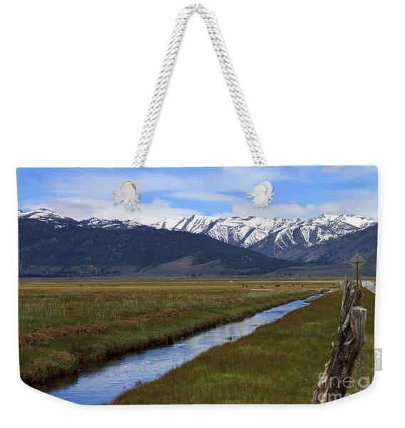 Mono County Nevada Weekender Tote Bag
