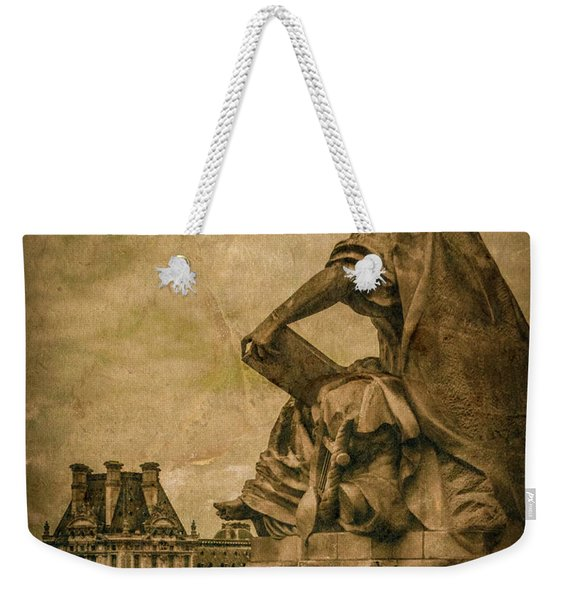 Paris, France - Muse Weekender Tote Bag