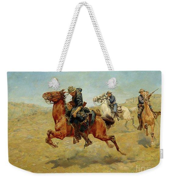 My Bunkie, 1899 Weekender Tote Bag
