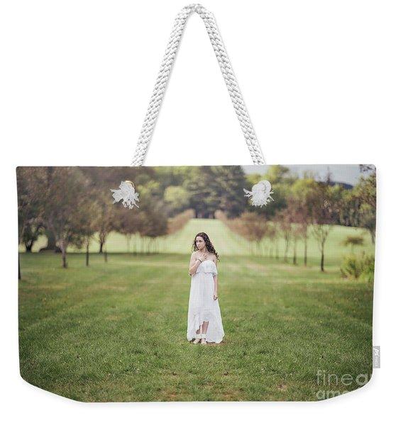 My Soul Awaits Weekender Tote Bag