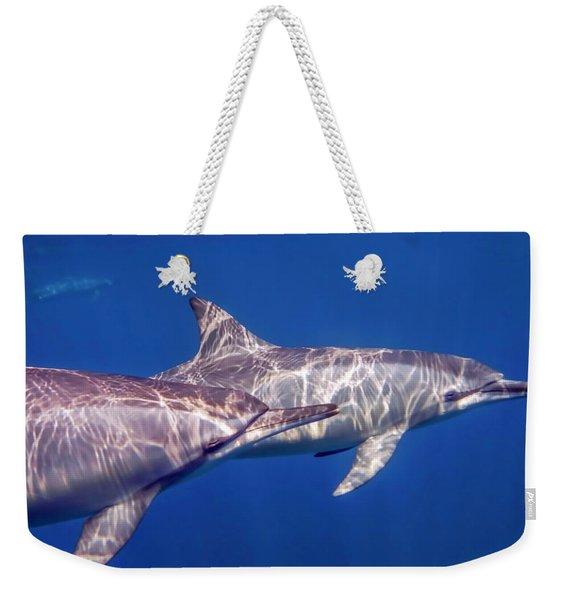 Naia Weekender Tote Bag