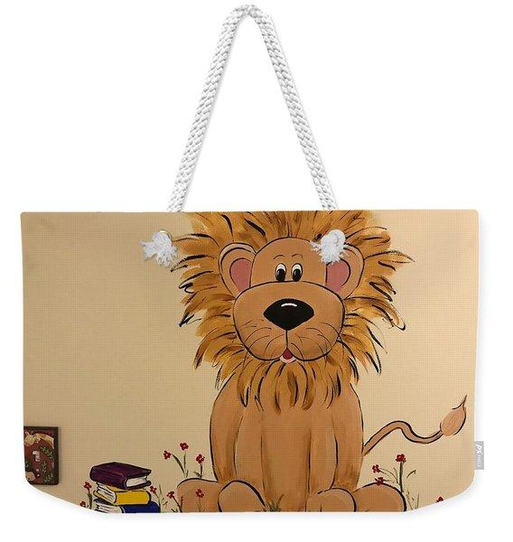 Nicks Room  Weekender Tote Bag