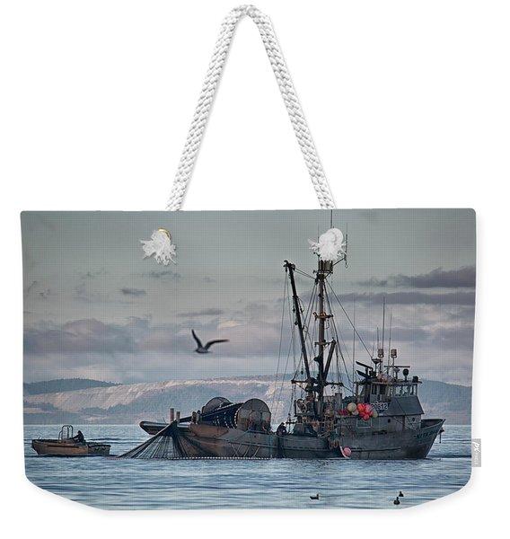 Nita Dawn Weekender Tote Bag