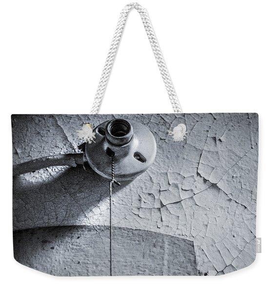 No Bulb Weekender Tote Bag