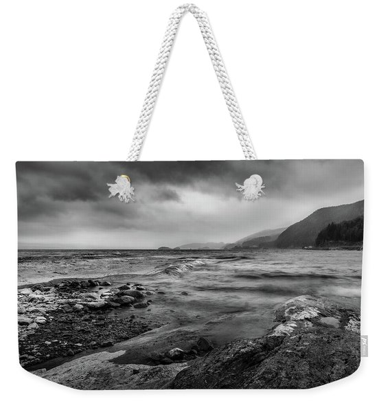 Not A Better Day To Go Fishing Weekender Tote Bag