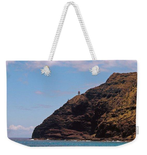 Oahu - Cliffs Of Hope Weekender Tote Bag