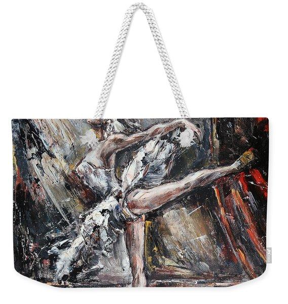 Odette Weekender Tote Bag