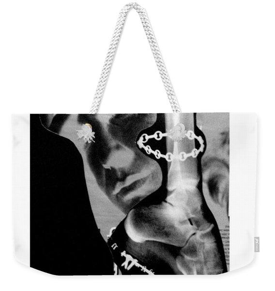 Ohne Titel Weekender Tote Bag