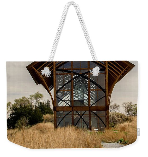 Omaha Holy Family Shrine 2 Weekender Tote Bag