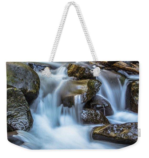 Oregon Stream  Weekender Tote Bag
