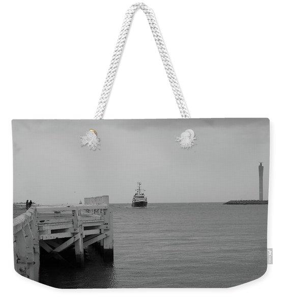 Ostend 2 Weekender Tote Bag