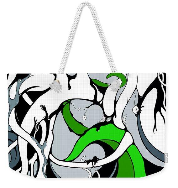 Parabys Weekender Tote Bag