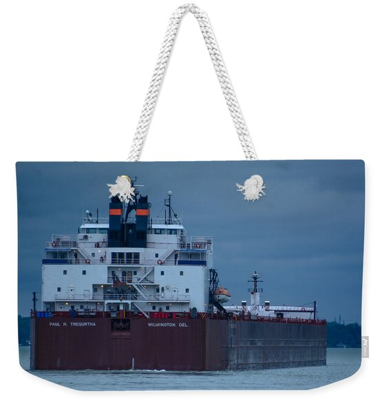 Paul R. Tregurtha Weekender Tote Bag