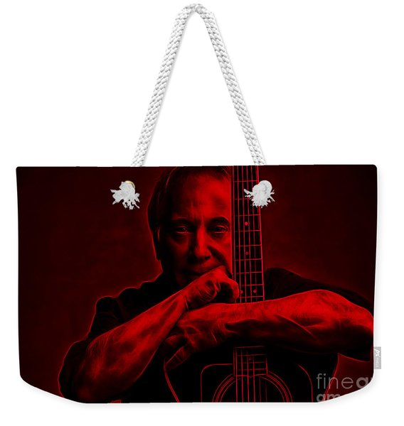 Paul Simon Collection Weekender Tote Bag