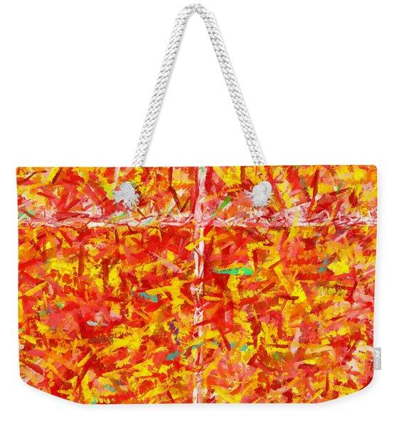 1 Peter 5v5 Weekender Tote Bag