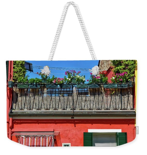 Do Not Forget To Water The Plants Weekender Tote Bag