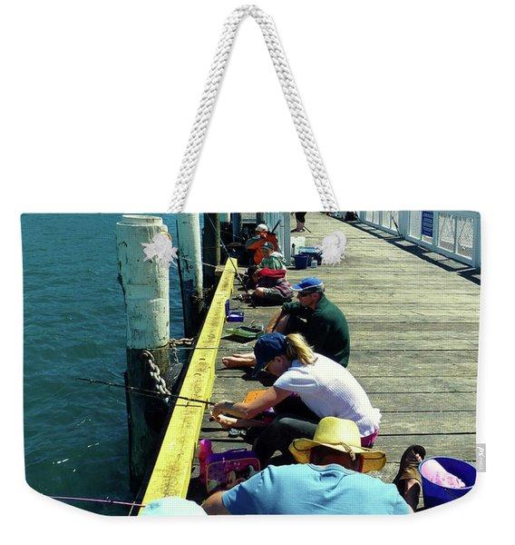 Pilot Bay Beach 6 - Mount Maunganui Tauranga New Zealand Weekender Tote Bag