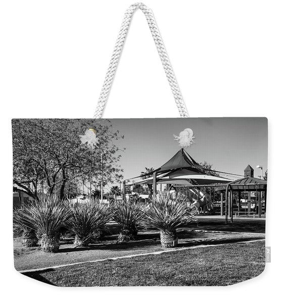 Playful Abandon Weekender Tote Bag