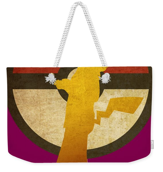 Pokegirl 3 Weekender Tote Bag