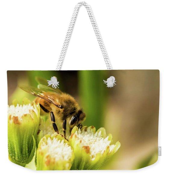 Pollen Collector  Weekender Tote Bag