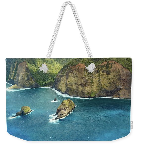 Pololu Point Weekender Tote Bag