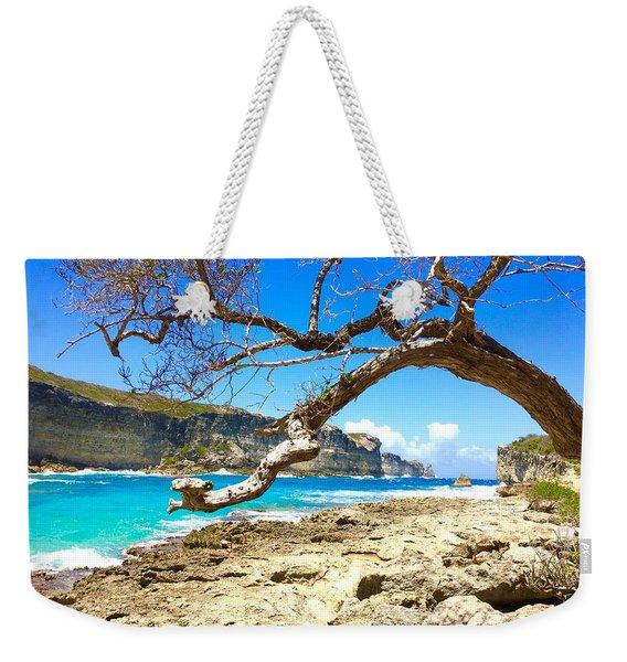 Porte D Enfer, Guadeloupe Weekender Tote Bag