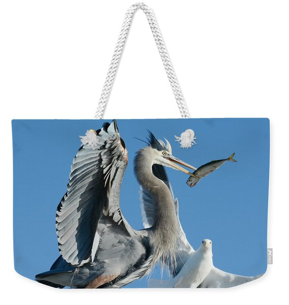 Possession Weekender Tote Bag