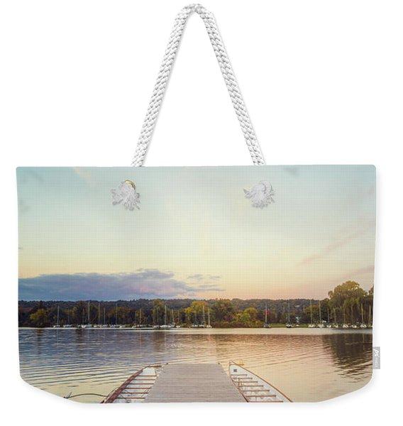 Prelude To Silence Weekender Tote Bag