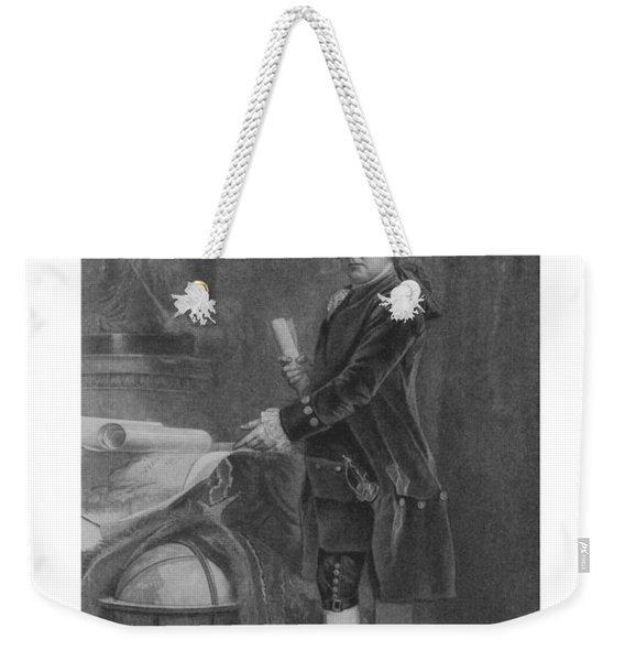 President John Adams - Two Weekender Tote Bag