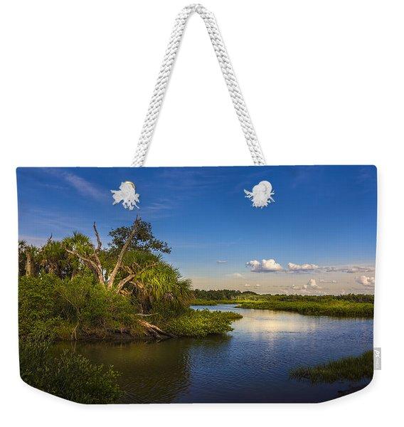 Protected Wetland Weekender Tote Bag